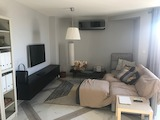Excellently furnished two-level penthouse with parking space in the center of Plovdiv