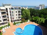Двухкомнатная квартира в апарт отеле  <<Амфора Палас>> к.к. Золотые пески