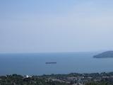 Панорамен парцел с гледка към Варненския залив във високата част на м-т Акчелар