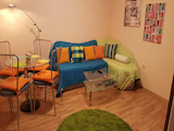 Furnished one-bedroom apartment in the central part of Plovdiv