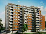 One-bedroom apartment in a new building in Kyuchuk Parij Quarter