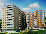 South-facing one-bedroom apartment in Kyuchuk Parij district