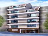 Перфектно позиционирана малка сграда с апартаменти в централната част на гр. Варна