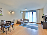 Designed furnished apartment in a luxury building in the center of Sofia