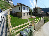 Renovated stone house with yard in mountain village Zornitsa