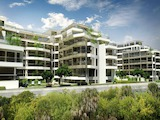 Апартаменти в новостроящ се комплекс на първа линия море в Сарафово
