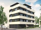 Нова сграда до парк Рибница
