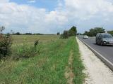 Flat plot facing the major road Karlovsko Shosse near Plovdiv