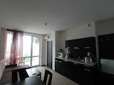 Двустаен апартамент с гледка към морето до Atlantis Beach в кв. Сарафово