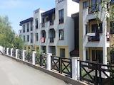 Компактен двустаен апартамент на първа линия море в Черноморец