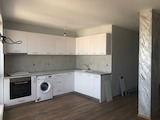 Finished two-bedroom apartment in a new building in Kyuchyuk Paris