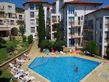 One-bedroom Apartment Set 300 m Away From the Beach in Sveti Vlas