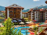 Прекрасен двустаен апартамент със зашеметяваща планинска гледка и собствена тераса