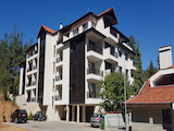 New residential building in Ladzhene quarter of SPA resort Velingrad