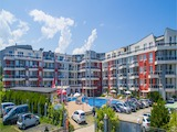 "1-Bedroom apartment in ""Emberli"" popular complex near the beach of Lozenets"
