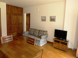 South-facing 1-bedroom apartment in Pirin Golf & Country Club