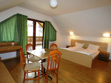 Alpine-style studio just 400 meters from the ski lift in Borovets