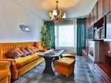 Тристаен апартамент с обзавеждане в кв. Дружба 2