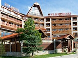 Various types of apartments in Bansko ski resort, near the ski lift