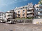 Тристаен апартамент в модерна сграда ново строителство в супер центъра на Бургас