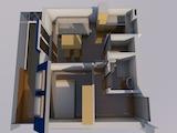 Двустаен апартамент ново строителство в района до стадион Черно мoре и базар Левски