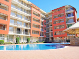 Studio in Sunset Beach 3 complex in Sunny Beach