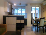 Two-bedroom apartment for rent in Belite brezi quarter in Sofia
