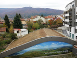 Panoramic apartment in a luxury building at the foot of Vitosha Mountain in Sofia