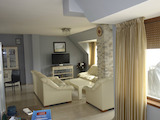 Large apartment with central location and views of the city of Plovdiv
