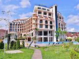 Furnished studio with direct sea view in Grand Hotel Sveti Vlas
