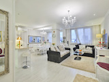 Luxurious 3-bedroom apartment with two parking spaces and beautiful panorama