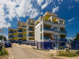 2-bedroom apartment in Yellow & White residential complex