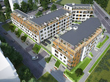 1-bedroom apartment near mineral swimming pool in Mladost quarter