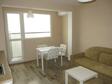 Furnished 1-bedroom apartment for rent in Malinova dolina district