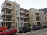 Three-bedroom Apartment in a Gated Complex with a Swimming Pool in Manastirski Livadi Quarter