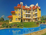One-bedroom apartment in Oasis Beach Resort near Varna