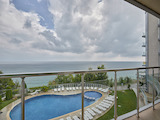Fully furnished apartment with wonderful sea views
