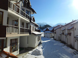 Studio with kitchenette in complex The Bear near Borovets