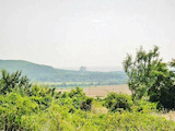 Panoramic land in regulation near holiday resort Albena