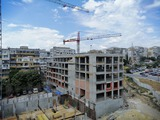 Stage 2 of a preferred residential building in Mladost quarter in Varna