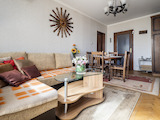 "Two-bedroom apartment near the metro station ""G. M. Dimitrov """