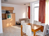 Two-bedroom apartment with wonderful views in Sunset Kosharitsa complex