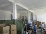 Storehouse with offices in the Northern Industrial Zone of Plovdiv