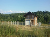 Large house with yard 12 km away from Sofia