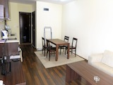 Furnished two-bedroom apartment 200 meters from the main ski lift in Bansko