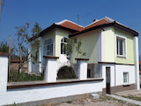 Renovated one-storey house with yard in a picturesque village