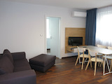 2-bedroom apartment near the University of National and World Economy