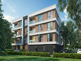 Двустаен апартамент в нова сграда в кв. Овча Купел