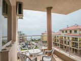 Stylish 2-bedroom Apartment with Sea View in the Town of Byala