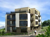 Boyana Harmony - a new building at the foot of Vitosha mountain